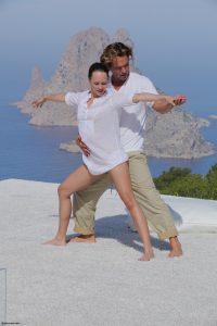X-Art Leila Yoga In The Sky