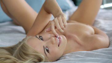 X-Art Kendall in Blonde in my Bedroom 10