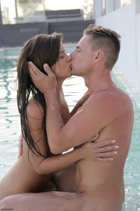 X-Art Caprice & Carrie in 2 by 2 with Jake and Marcello 4