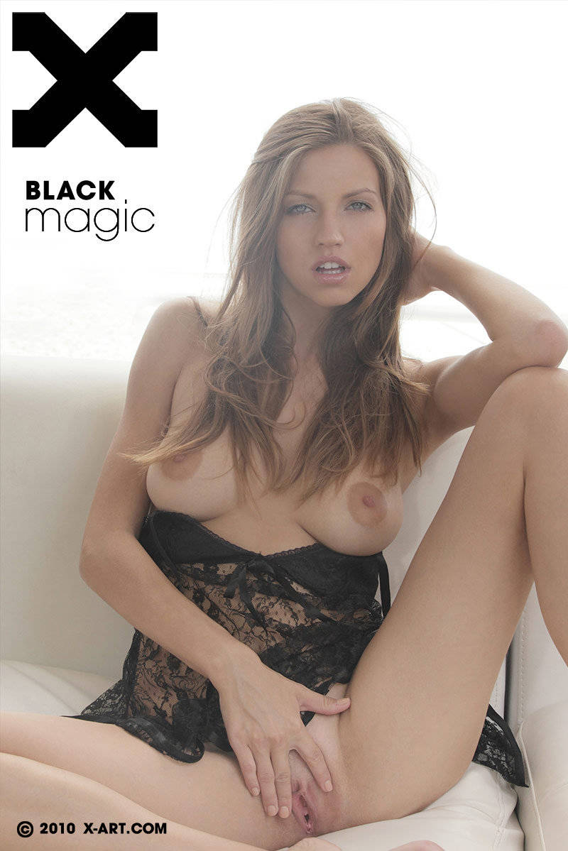 X-Art Eufrat In Black Magic  X-Art Pictures And Free -2790
