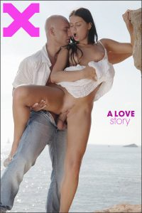 X-Art Gianna in A Love Story 19
