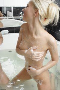 X-Art Bathing Beauties Amanda Tasha 15
