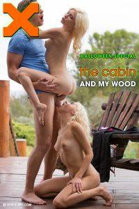 X-Art Piper Perri & Naomi Woods in The Cabin and My Wood 16