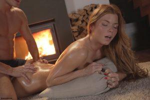 X-Art Chrissy Fox in Hot Winter Fox 5