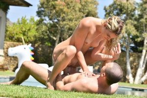 Kenna James in Born to be Wild with James Deen 2