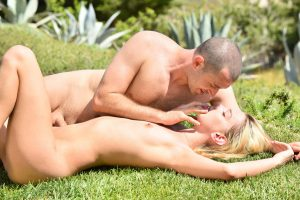Kenna James in Born to be Wild with James Deen 9
