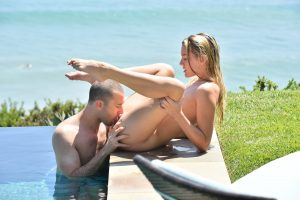 Kenna James in Born to be Wild with James Deen 13