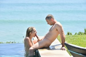 Kenna James in Born to be Wild with James Deen 16